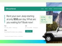 Offroad Rental