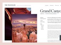 Online Travelling Magazine