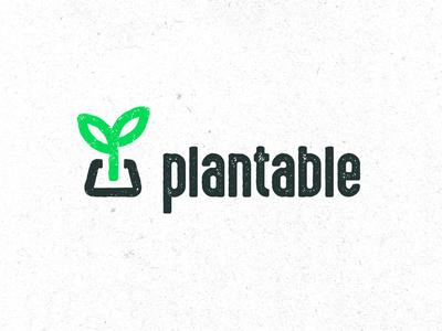 Plantable® Brand