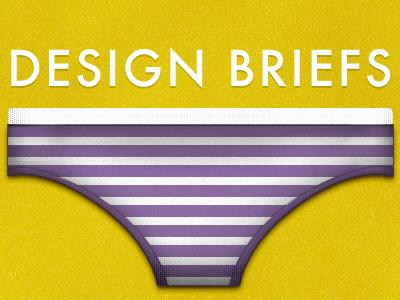 Design briefs