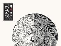 Hoa văn Vốn cổ dân tộc – Vẽ tả thực & cách điệu