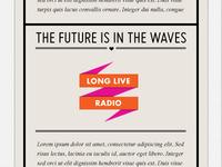 Long Live Radio