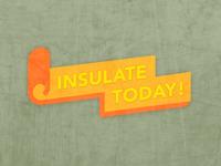 Insulation campaign