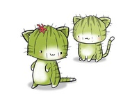 Cactus Kitties
