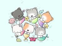 Sea Cats