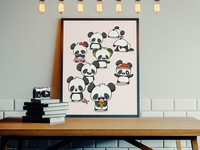 Pandas Print