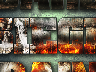 Extreme War Layer Styles Volume 6 destroyed decayed eroded grunge flames fire napalm nuke nuclear weapons mobile gaming strategy tactics battle elite pro game drone reaper aircraft call of duty black ops military army navy force war games app developer