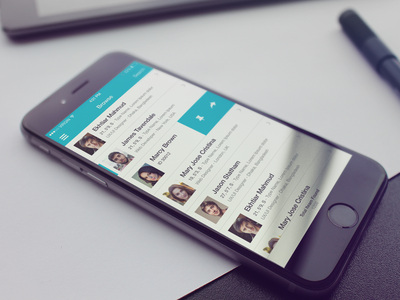 Matchmaker ios app design