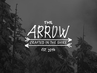 TheArrow x Vintage Logo