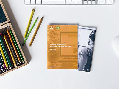Unisim – College Books minimalistic apple tutorial college school prague photo simple print cover design book