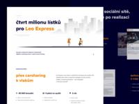 LeoExpress Case study – AdvertiaDigital