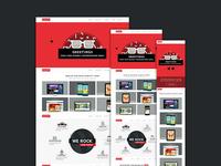 Bramerz — Digital Agency's Responsive Website