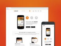 Olaround — Responsive Website