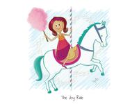 The Joy Ride — Illustration