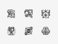 Minimal Line Icons Pack