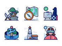 1000 Detailed Icons