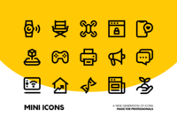 Mini Icons Pack