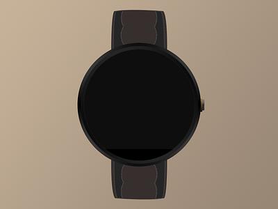 Moto360 Smart Watch moto360 motorola 360 moto motorola template smartwatch smart watch