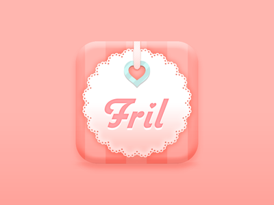 Fril icon for iOS