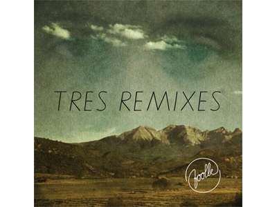 Foolk - Tres Remixes EP cover cover music