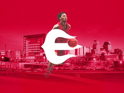 El Ellis ✦✦✦ Unused Brand Identity monogram lettermark personal branding athlete logo basketball