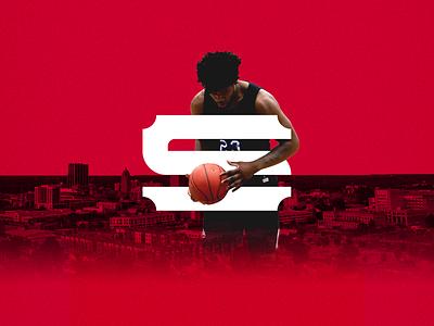 Sydney Curry ✦✦✦ Unused Brand Identity personal athlete branding monogram lettermark logo basketball