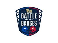 Battle of the Badges - Pitt Ticket Office
