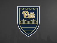Pitt Soccer Crest