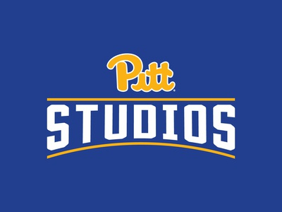 Pitt Studios Logo Design - Pitt Athletics