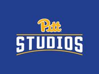 Pitt Studios Logo Design - Pitt Athletics