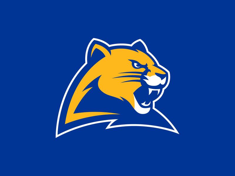 Pitt Panther 3.0 Concept athletics university college pittsburgh panther panthers logo sports logo sports pitt