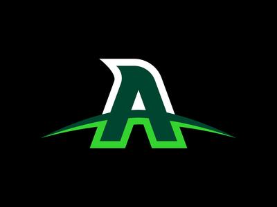 Aurora Greenmen Athletic Identity