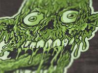 Tarman Zombie - Fake Tshirt