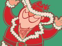 Santa Pimp