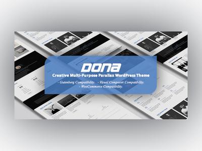 !Free Download! DONA-CreativeMulti-PurposeParallaxWordPressTheme wordpress development duezathemes donatheme wptheme woocommerce wordpress theme wp wordpress bootstrap themeforest envatomarket envato