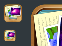 Pocket Notes Application Icon