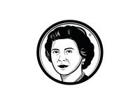 Engraving Portrait Logo Redesign