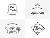 Fred's Kitchen Logos