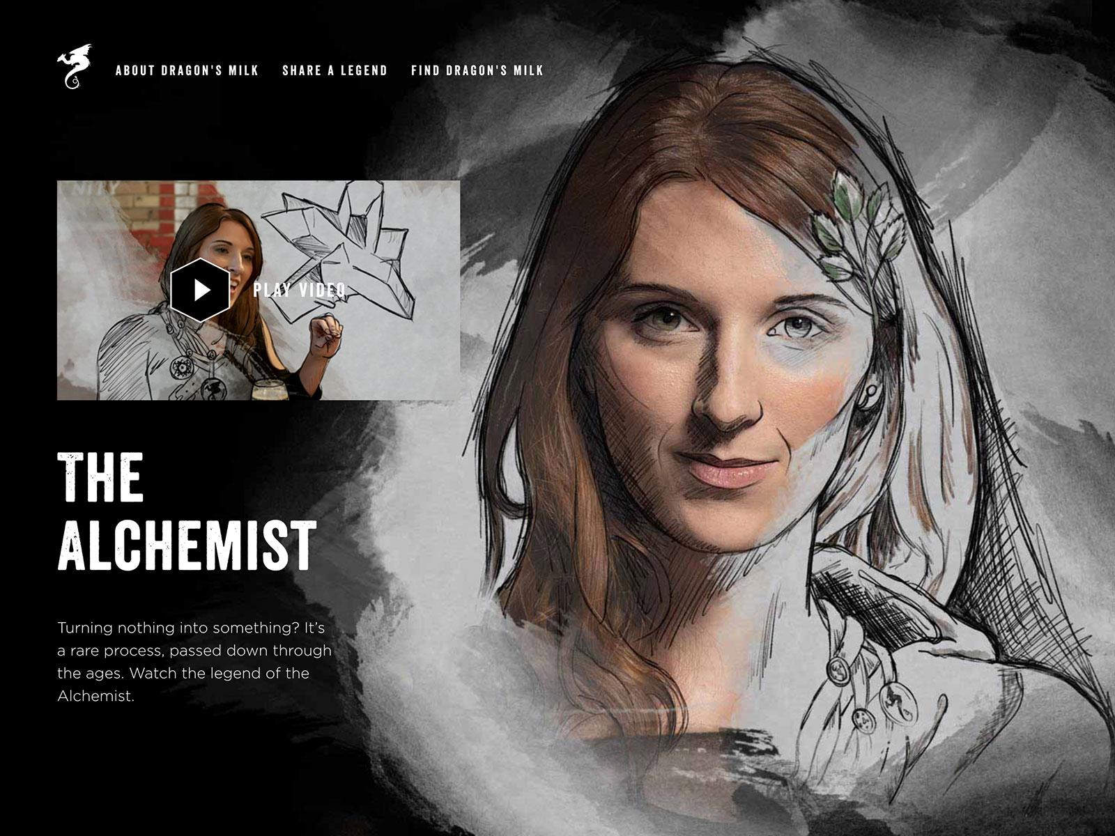 Dm alchemist