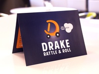Drake, Rattle & Roll Card