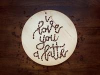 I Love You a Latté