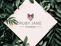 Ruby Jane Handmade logo