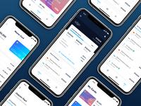 Debt payoff- Fintech app design