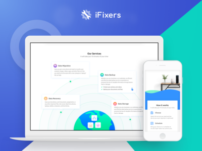 iFixers Redesign