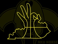 NKU 3 Point Goggles