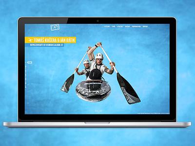 New design for www.kucerabatik.sk webdesign