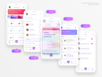Health App | Telemedicine | Conversational UI