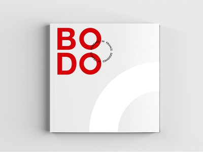 Logo and identity system for clothing brand BODO type illustrator branding vector icon ui art logo