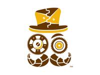 Steampunk and Makers Fair Logo
