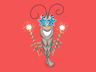 Independent shrimp